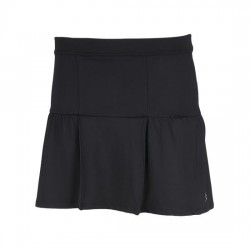 Falda Dunlop Club Long Negra