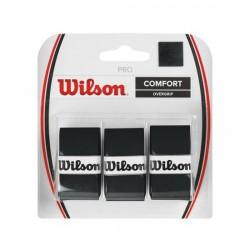 Overgrips Wilson Comfort Pro Negros