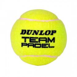Pelotas Dunlop TEAM Padel