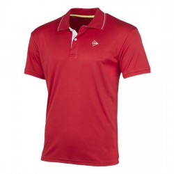 Polo Dunlop Club Rojo