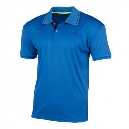 Polo Dunlop Club Azul