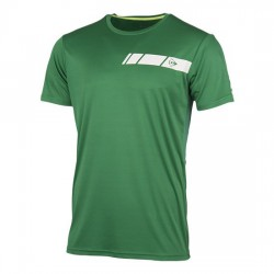 Camiseta Dunlop Club Mens Verde