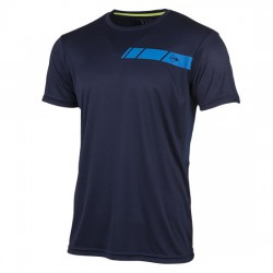 Camiseta Dunlop Club Mens Marino