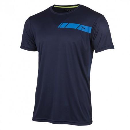Camiseta Dunlop Club Mens Marino