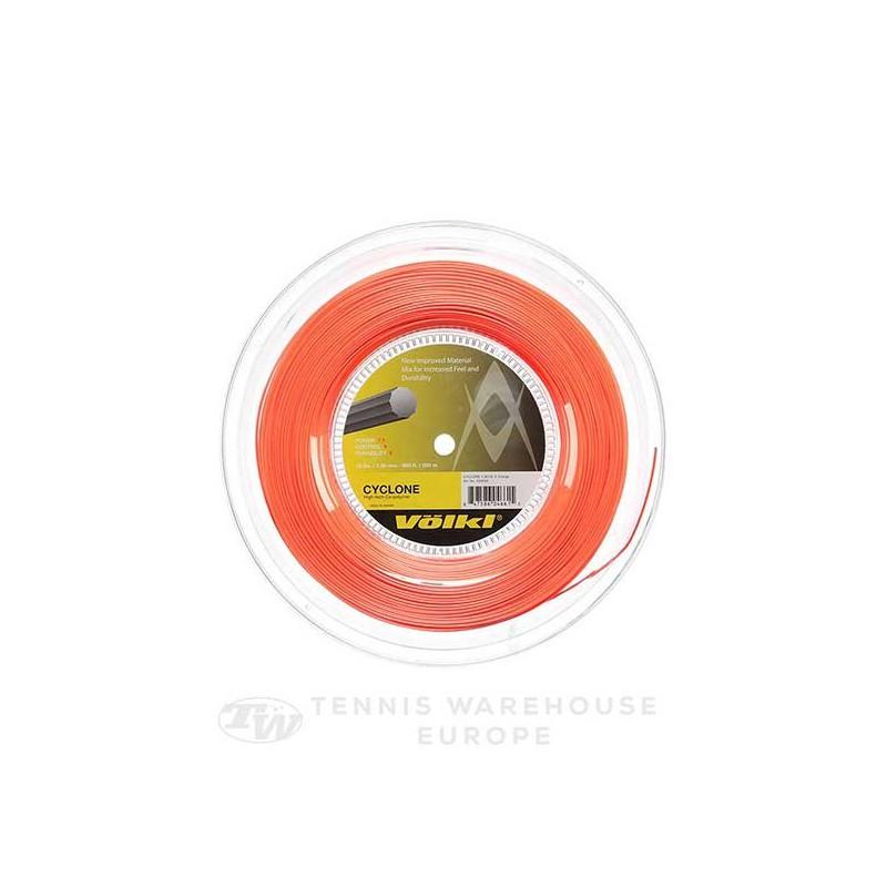 Rollo Cordaje Volkl Cyclone 1.25mm Naranja
