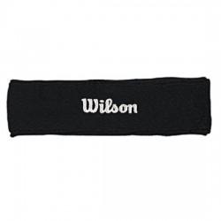 Headband Wilson Negro
