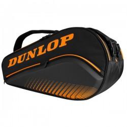 Paletero Dunlop Thermo Elite Negro-Naranja
