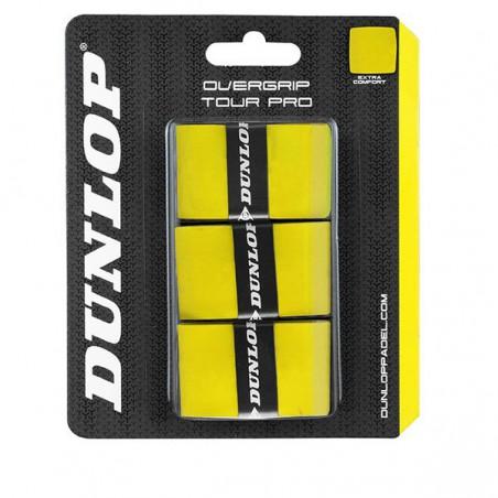 Overgrips Dunlop Tour Pro Amarillos