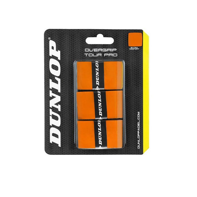 Overgrips Dunlop Tour Pro Naranjas