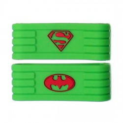 Ring Sujeta Grip Verde Batman-Superman
