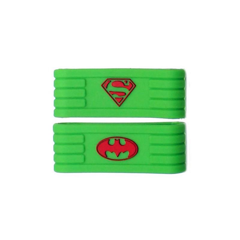 Ring Sujeta Grip Verde Batman-Superman