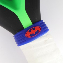 Ring Sujeta Grip Azul Batman-Superman