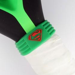Ring Sujeta Grip Verde Batman-Superman (2 Unidades)