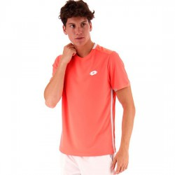 Lotto Team Tee Coral