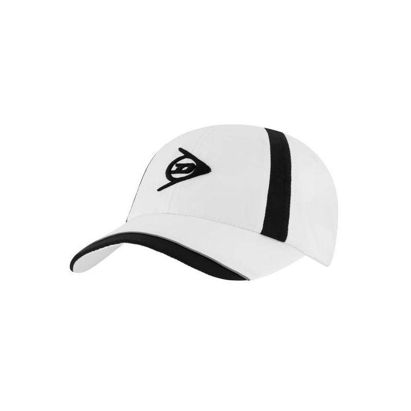 Gorra Dunlop Performance Blanca-Negra