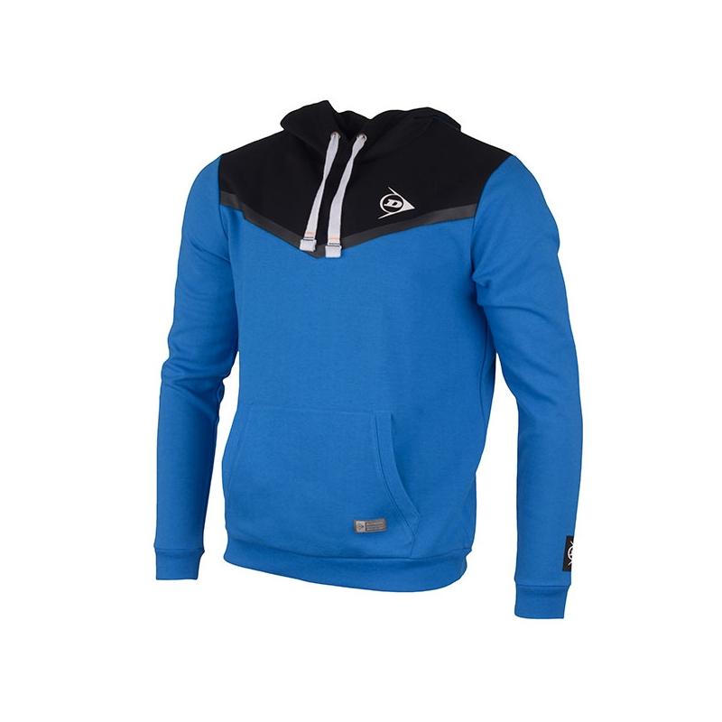 Sudadera Dunlop Hooded Azul