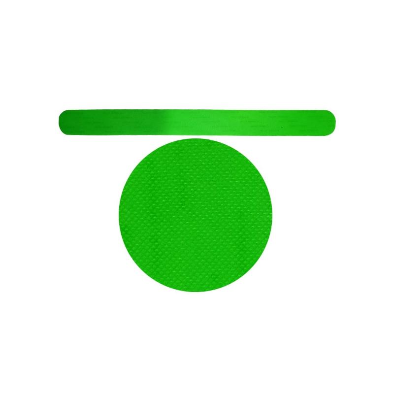 Protector Verde Microcuadrículas Universal