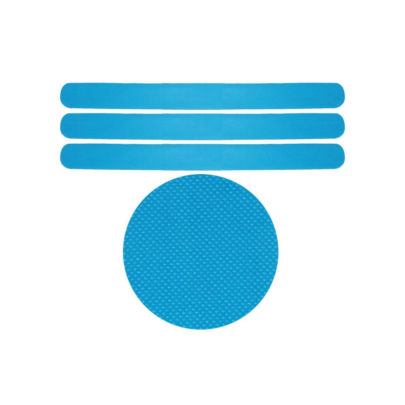 Protectores Azul Microcuadrículas Universal 3 Unids