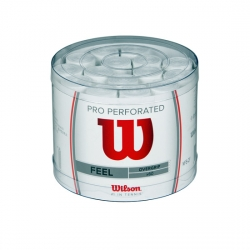 Tambor 60 Overgrips Pro Wilson Perforados