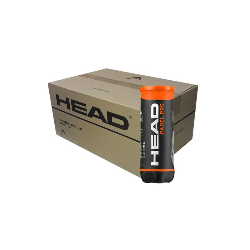 Pelotas Head Padel Pro