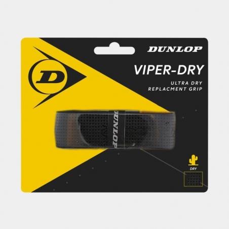 Grip Dunlop Viper-Dry Negro