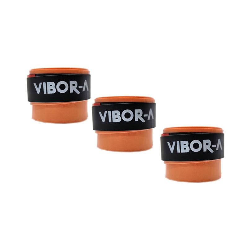 Pack 3 Unids Vibor-A Liso Naranjas