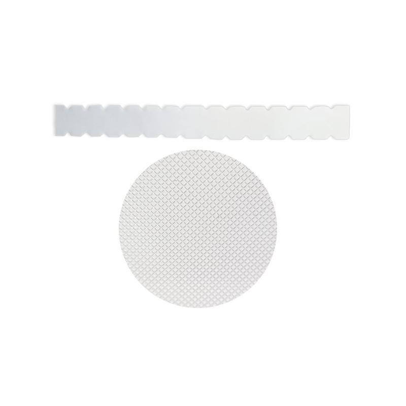 Protector Transparente Micro Dentado XXL