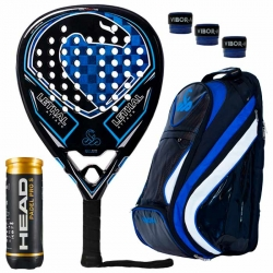 Pack Lethal Attack Carbono