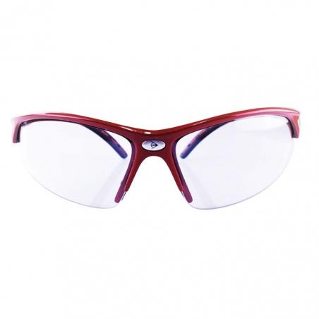 Gafas Protección Dunlop I-Armor Rojas