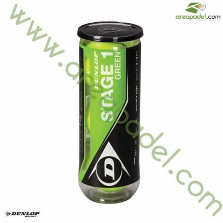 Bote Pelotas Dunlop Stage 1 Green