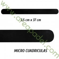 Protector Negro PVC / Unidad