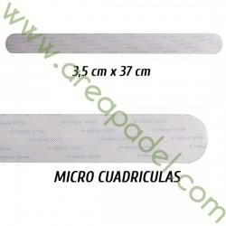 Protector Transparente PVC / Unidad