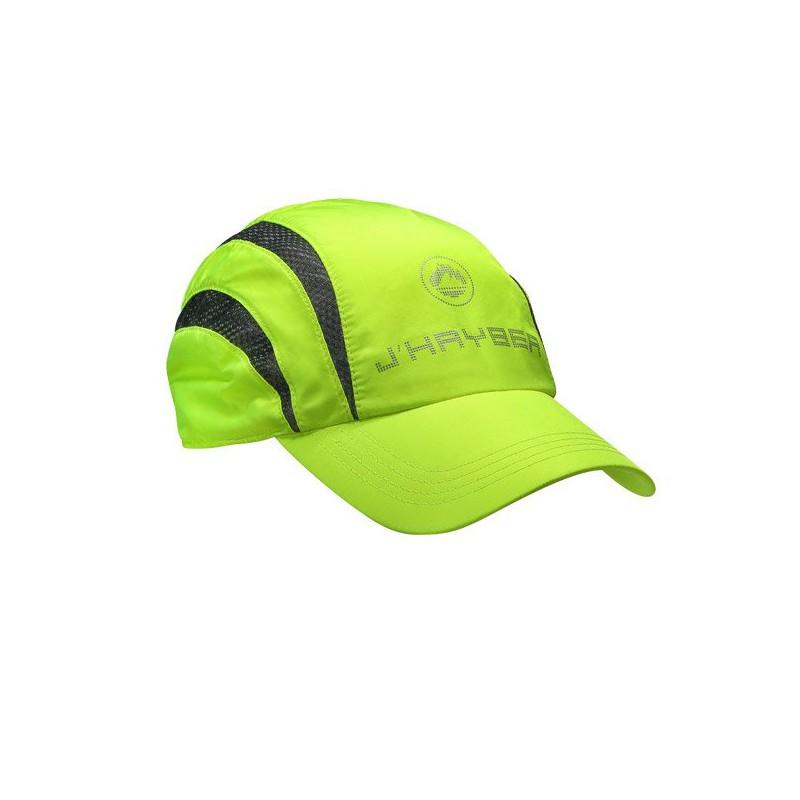 Gorra Técnica Jhayber Verde Fluor