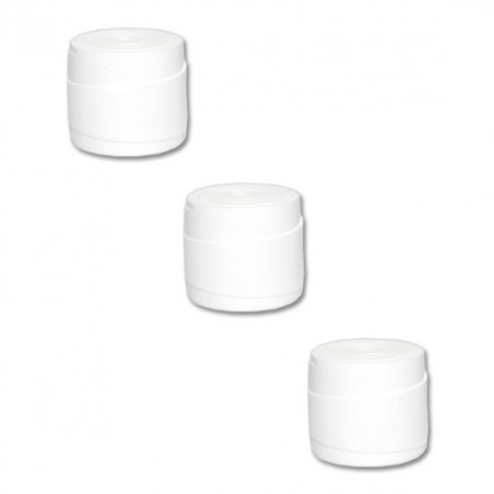 Overgrips Wilson Comfort Pro Blanco 3 Unidades