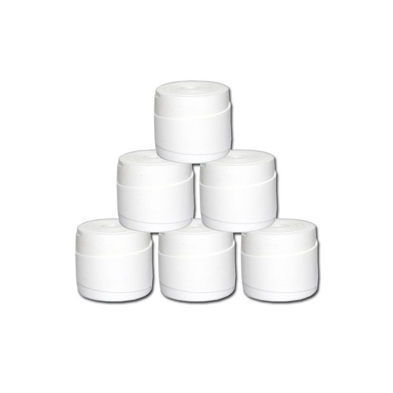 Overgrips Wilson Comfort Pro Blanco 6 Unidades
