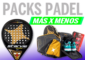 packs padel 21