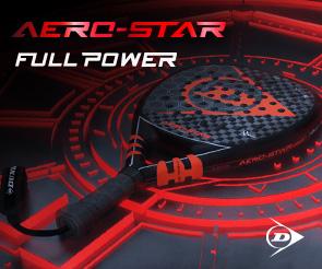Palas Dunlop Aero-star